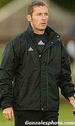 Mike Smith Resigns as Assistant Soccer Coach