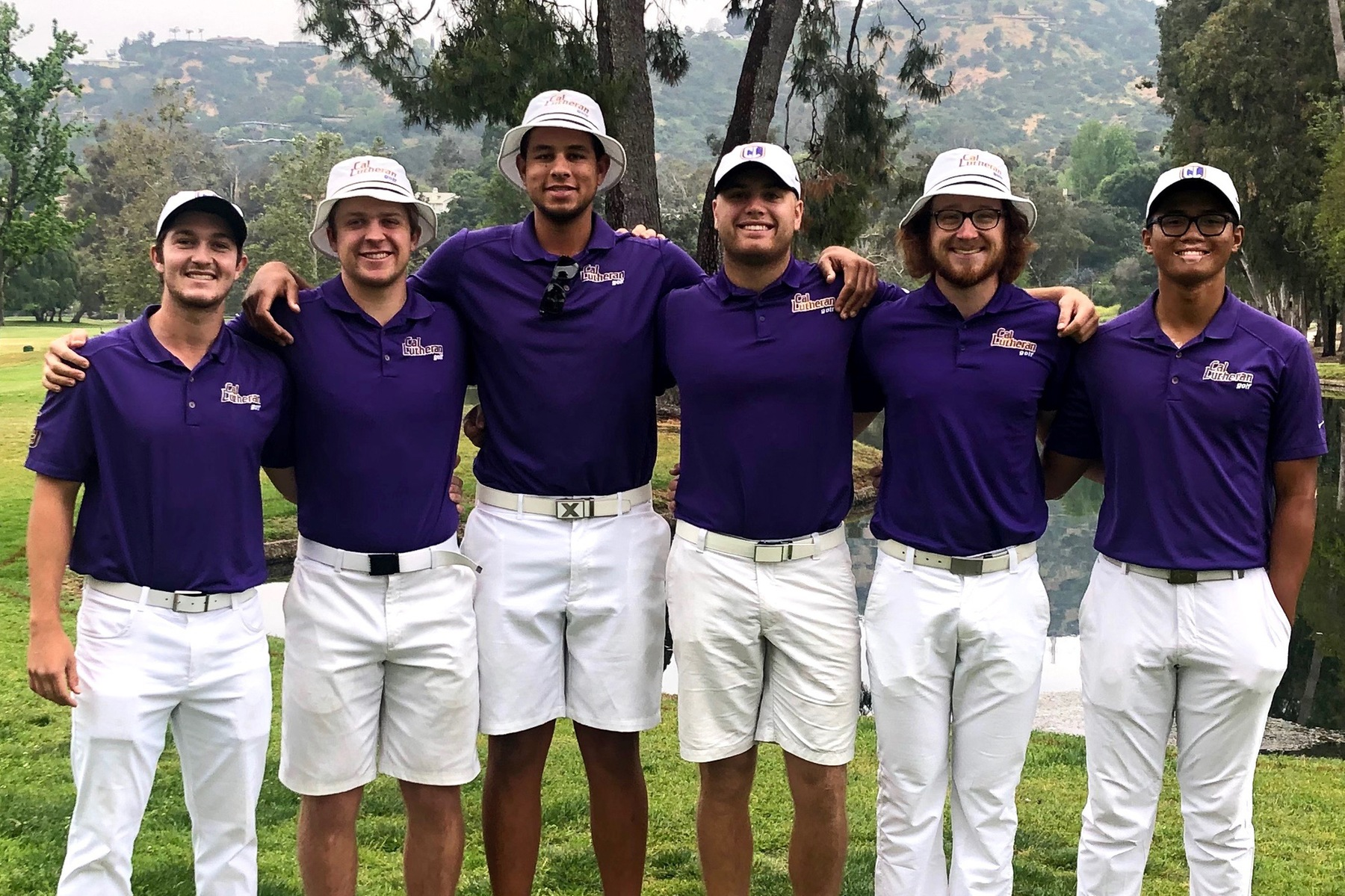 Kingsmen Place 6th in SCIAC