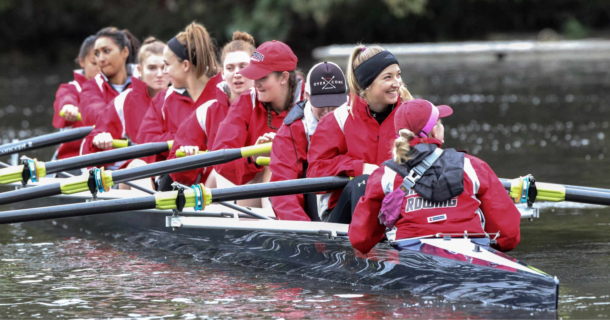 Cardinals Take Second Place at Head of the Occoquan