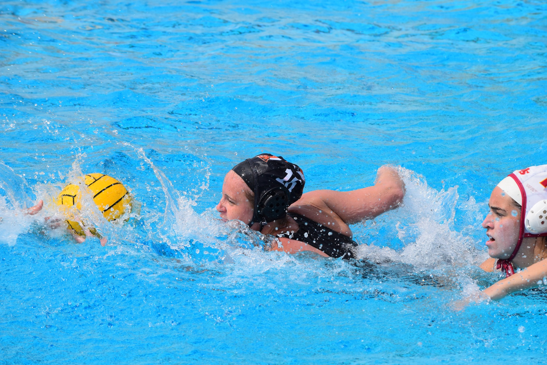 Women's Polo Ends Season at Pomona-Pitzer