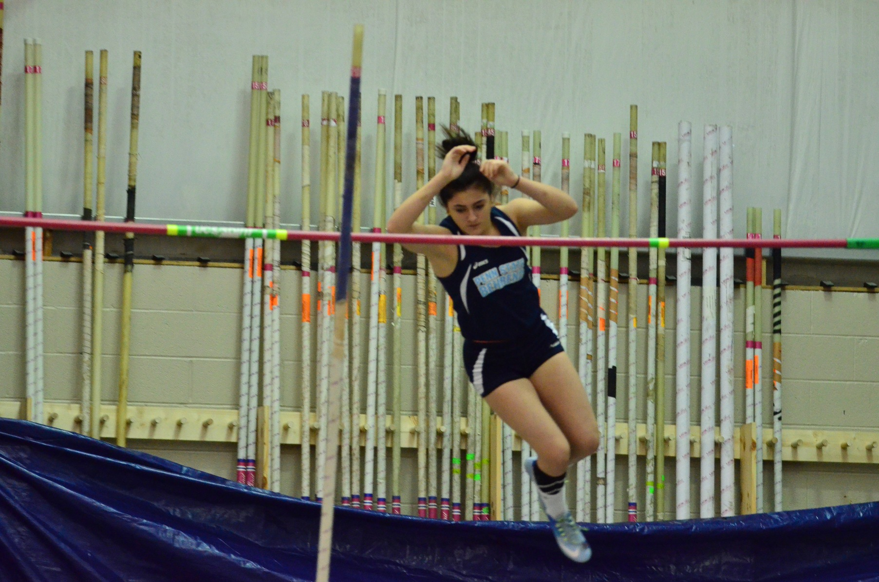 Women's Track Competed in Mount Union Wuske Invite