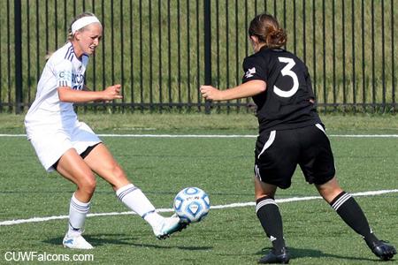 Women's Soccer Opens NAC Play at Rockford