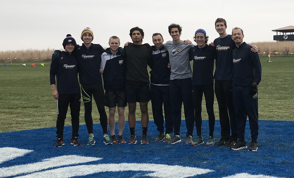 Emory Men's Cross Country 25th At NCAA D-III Championships