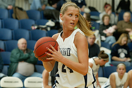 Penn State Behrend Women's Basketball Earns Convincing Win Over D'Youville