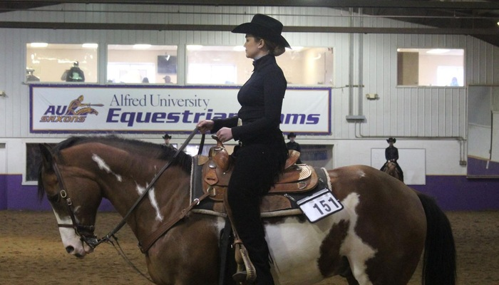 Equestrian Wins Two Reserve Hi-Point Honors