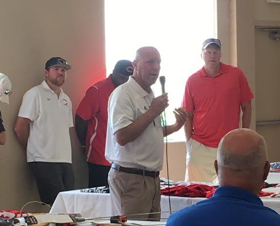 Golf Tournament Tees Off Athletic Season