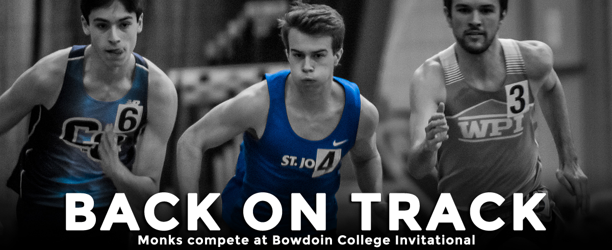 Men Finish Sixth, Women Seventh at Bowdoin College Invitational