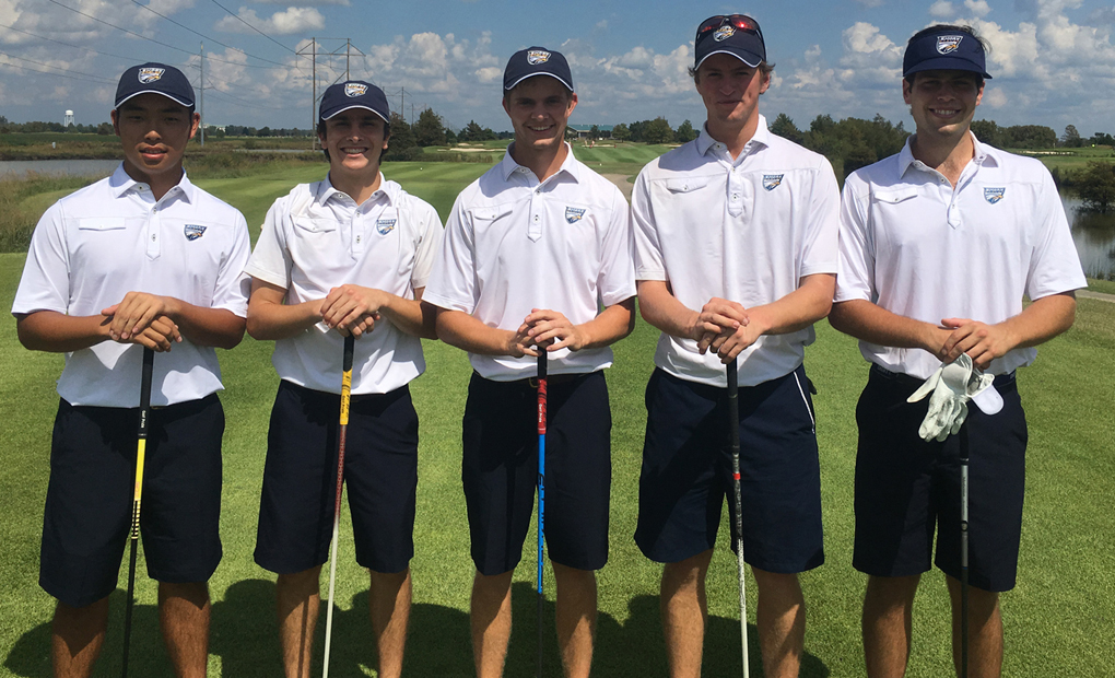 Emory Golf Stands First After Two Rounds At Rhodes Fall Classic