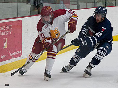Ferris State Blanks Toronto in Exhibition