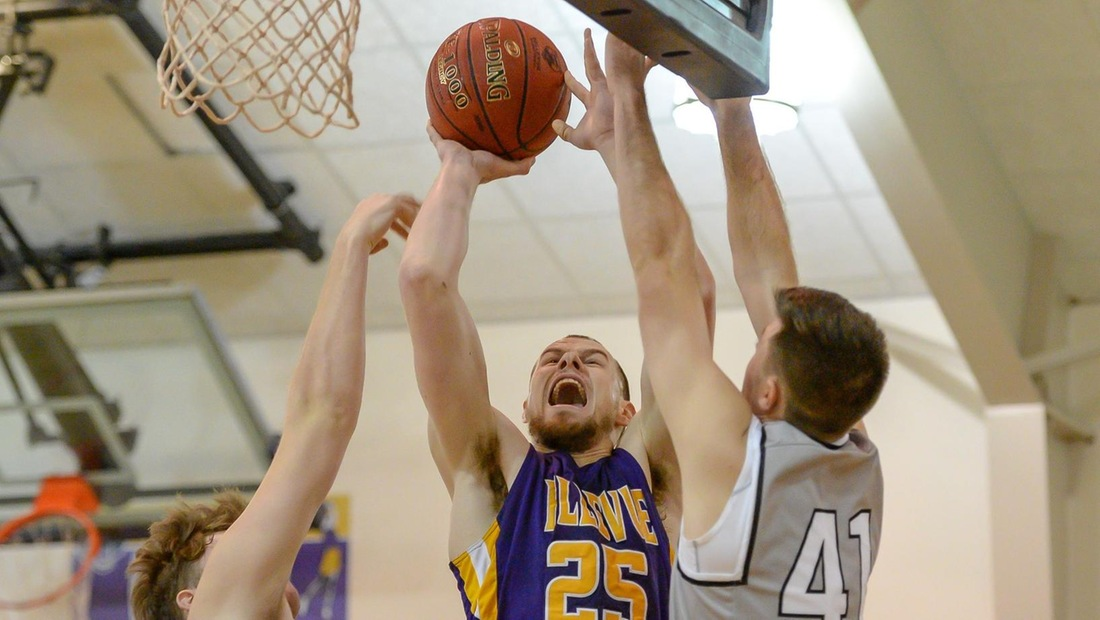 Josh Meier led the Bruins with 19 points.