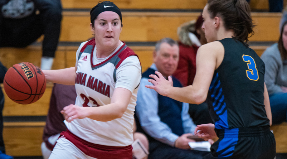 Women's Basketball Claws Past Lasell