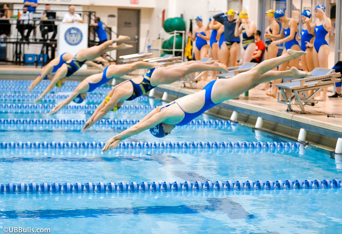 Swimming & Diving Meet Against Niagara On Saturday Moved To Buffalo