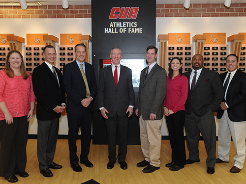 CUA Inducts Hall of Fame Class of 2016 - WATCH HIGHLIGHTS