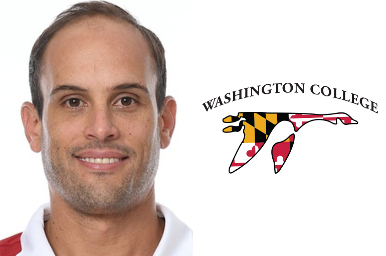 Hill Tabbed as Washington College Swimming Coach
