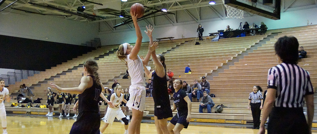 Women's Basketball Wins Third Straight, Downs Walsh 77-65