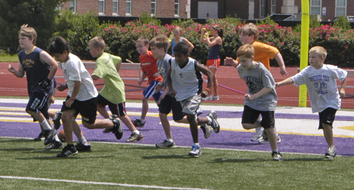 Football to host Soaring Eagle Kids Camp, June 10-12