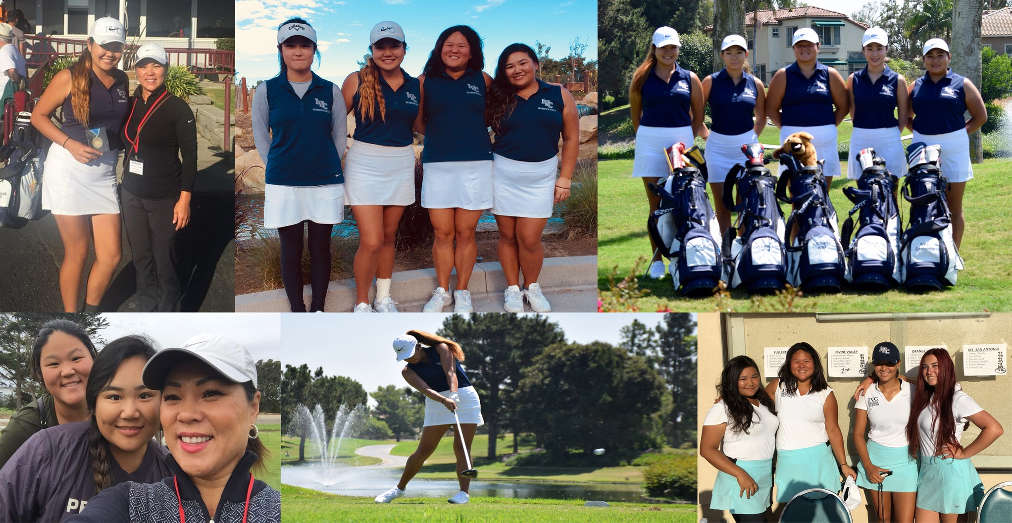 2018 Irvine Valley women's golf schedule released