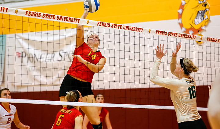 PREVIEW: Ferris State Volleyball Heads To NCAA Midwest Regional