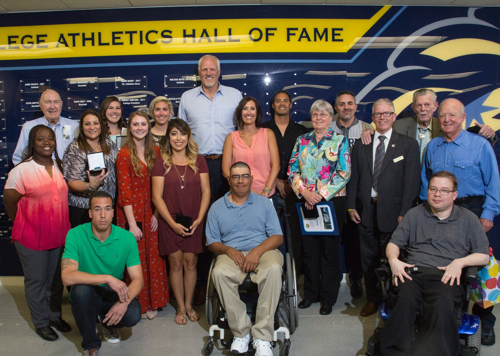 Chargers Celebrate 50th Anniversary with Inaugural Hall of Fame Event