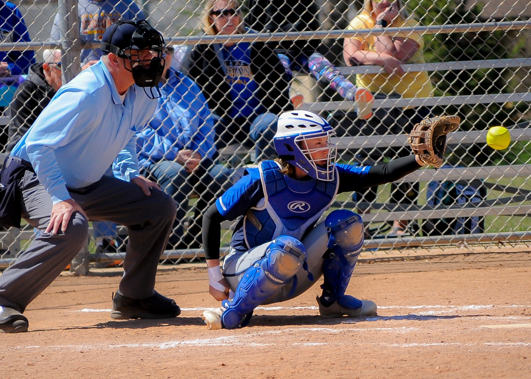 DMACC softball team runs winning streak to eight games with doubleheader sweep against Iowa Lakes