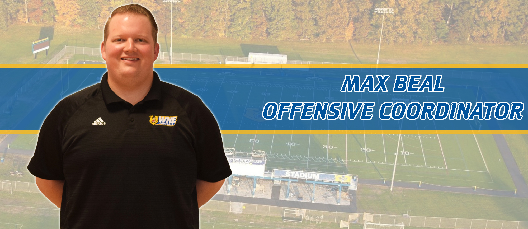 Max Beal Returns to Western New England as Offensive Coordinator