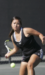 Women's Tennis Performs Well at Saint Mary's, Gears Up for ITA Regionals