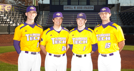 TTU concludes regular season with three-game series against Austin Peay