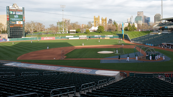 BASEBALL HOSTS SAN FRANCISCO WEDNESDAY NIGHT AT RALEY FIELD