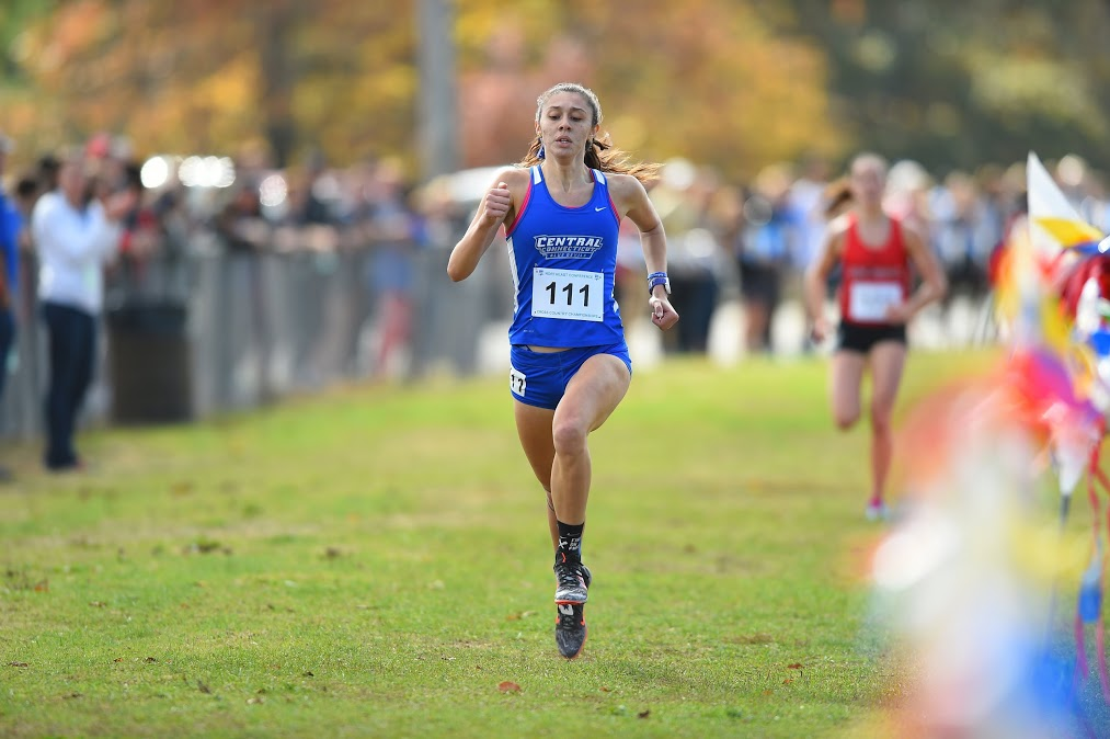 Women's Cross Country Runs in Nassaney Invitational Saturday