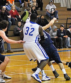 Wilkes Barre Edges out Wildcats 58-47
