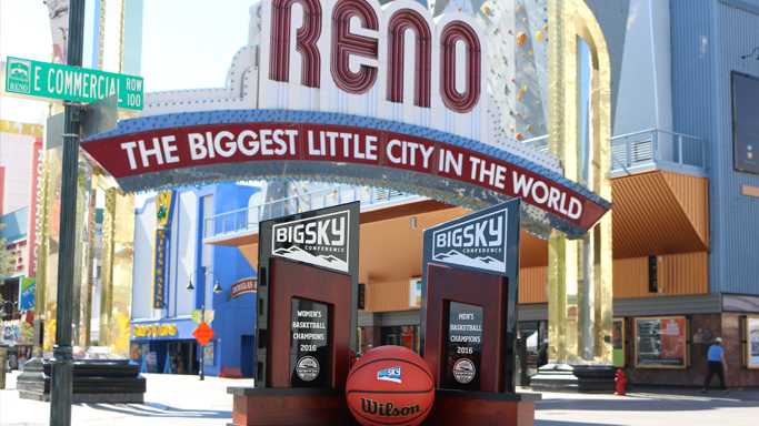 ANTICIPATION BUILDING ON THE ROAD TO RENO FOR BIG SKY TOURNAMENT