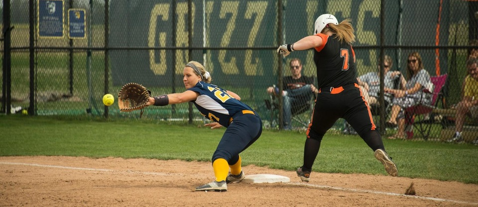 Softball Team Splits Doubleheader With Anderson