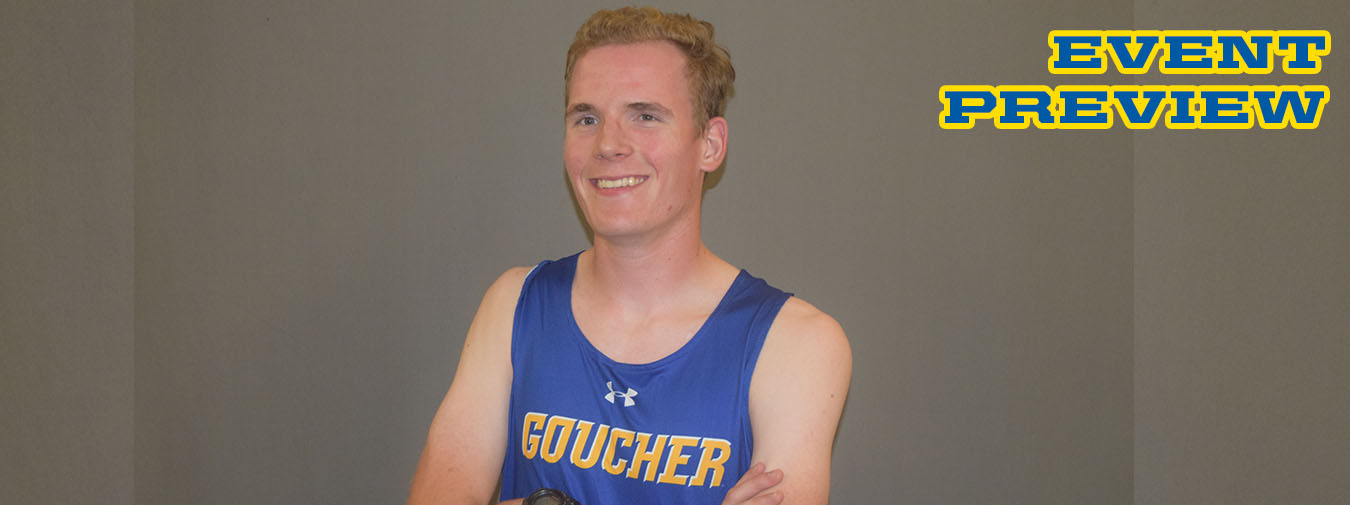 Goucher Cross Country Previews Championship Course At Cardinals Classic On Saturday