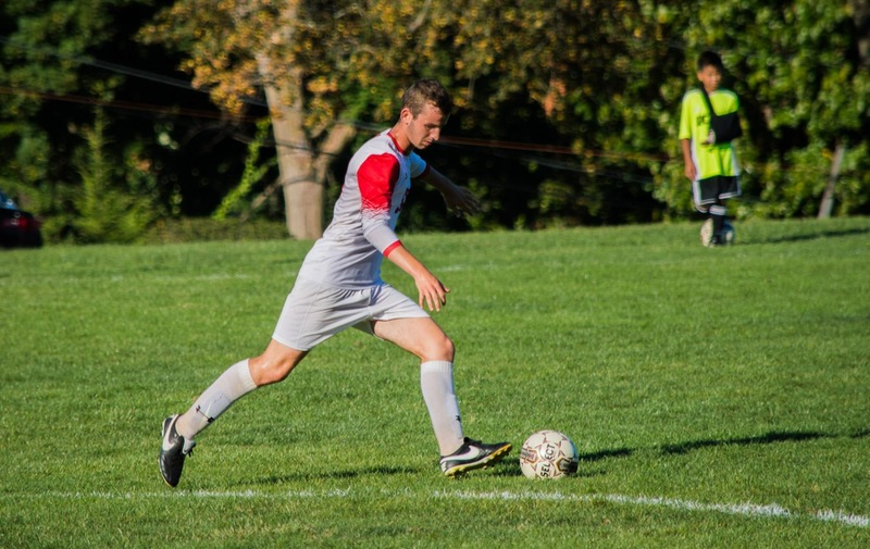 Men's Soccer With Tough Road Loss Against Chestnut Hill