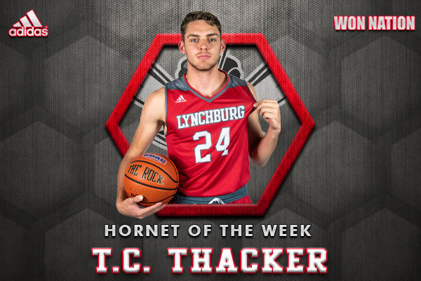 Thacker hornet of the week graphic