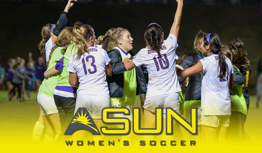 Lipscomb Wins First Outright #ASUNWSOC Title; Championship Field Set