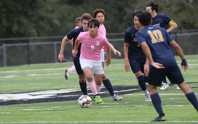 Oxford Emory Hands ECCC Warriors 5-1 Home Soccer Loss