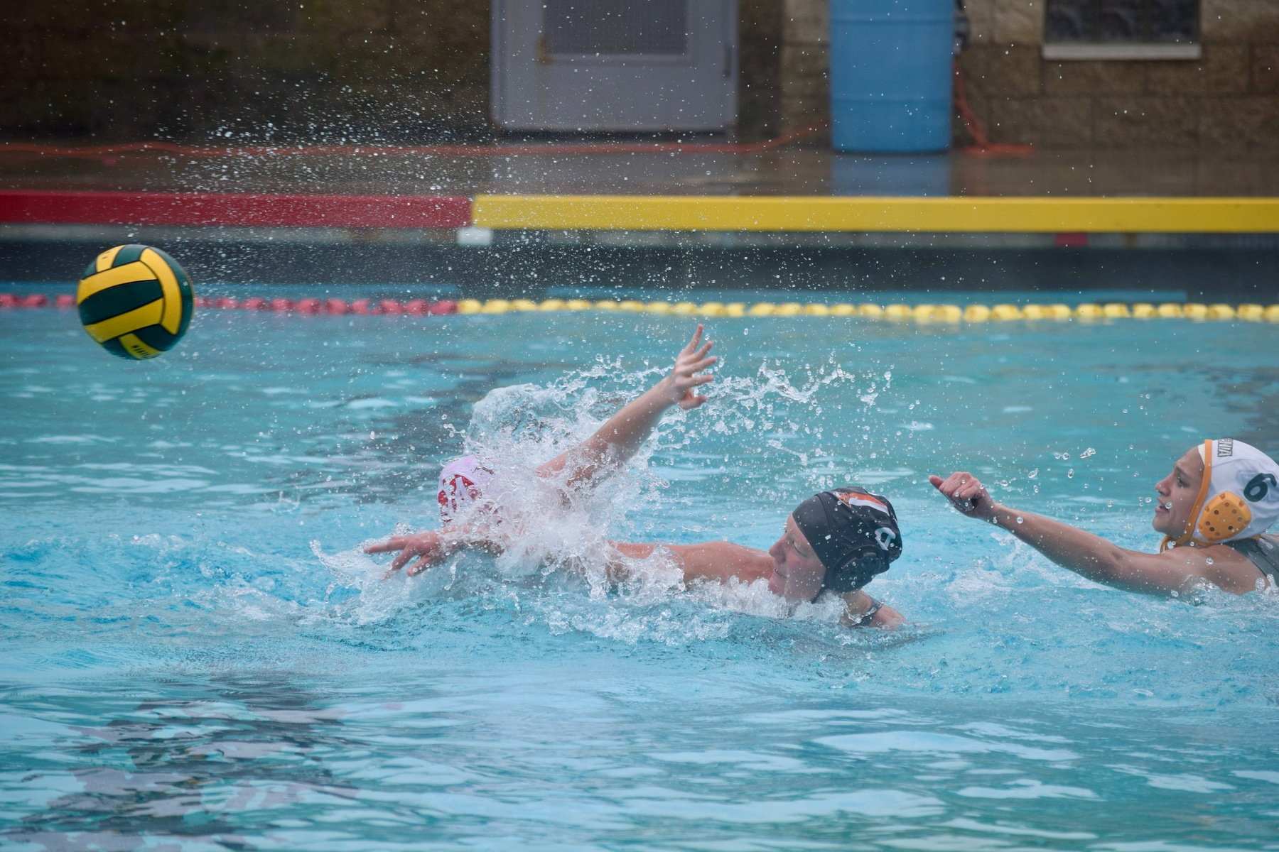 Women's Polo Surges in Second Half at La Verne