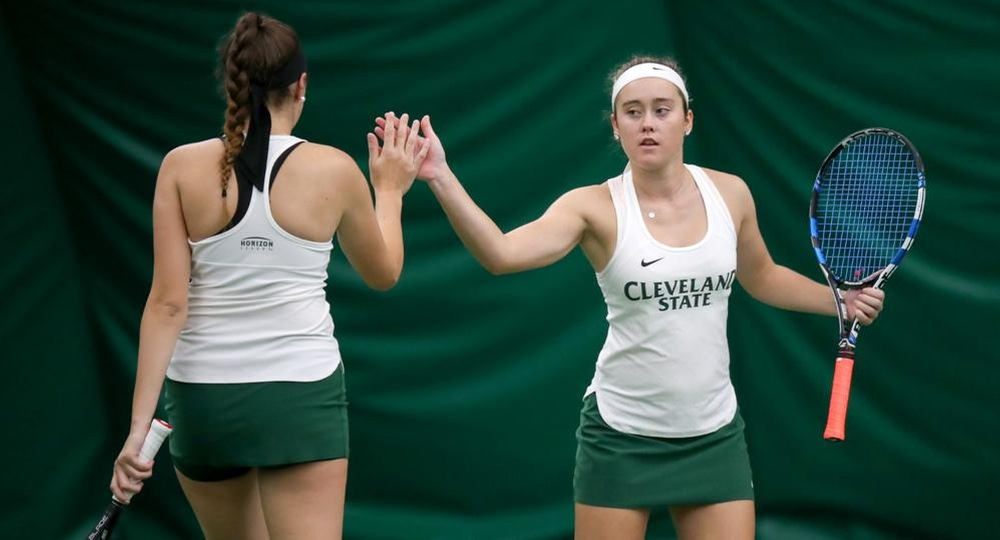 Doubles Play Leads Vikings On First Day Of West Virginia Invite