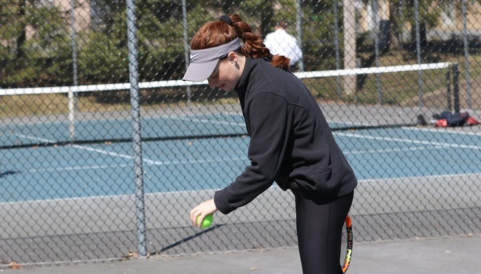 Women's Tennis falls to Thiel