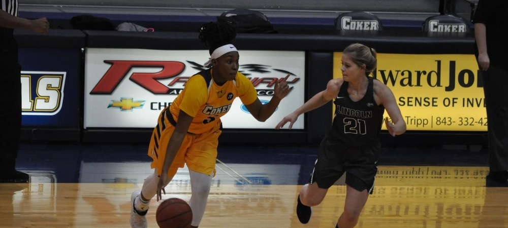Women's Basketball Drops Midweek Tilt at Wingate