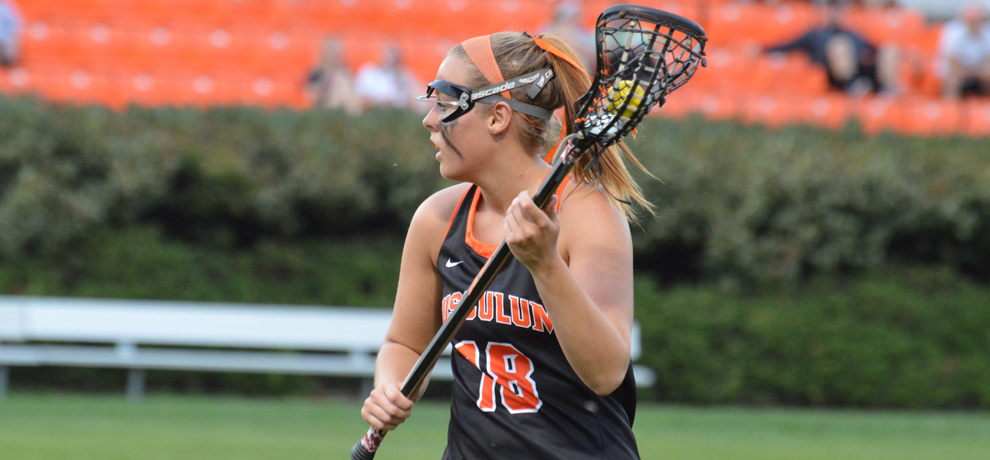Elliott sets Tusculum and SAC record with 10 goals in 19-13 win over Converse