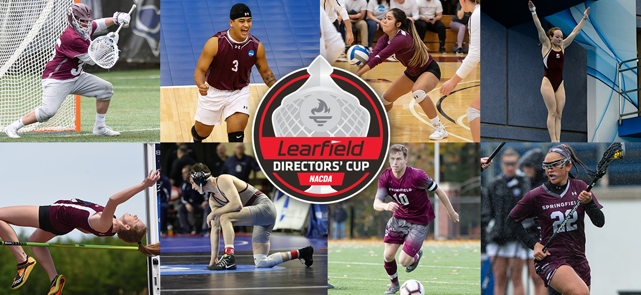 Springfield College Finishes 38th In The 2018-19 Division III Learfield IMG College Directors' Cup