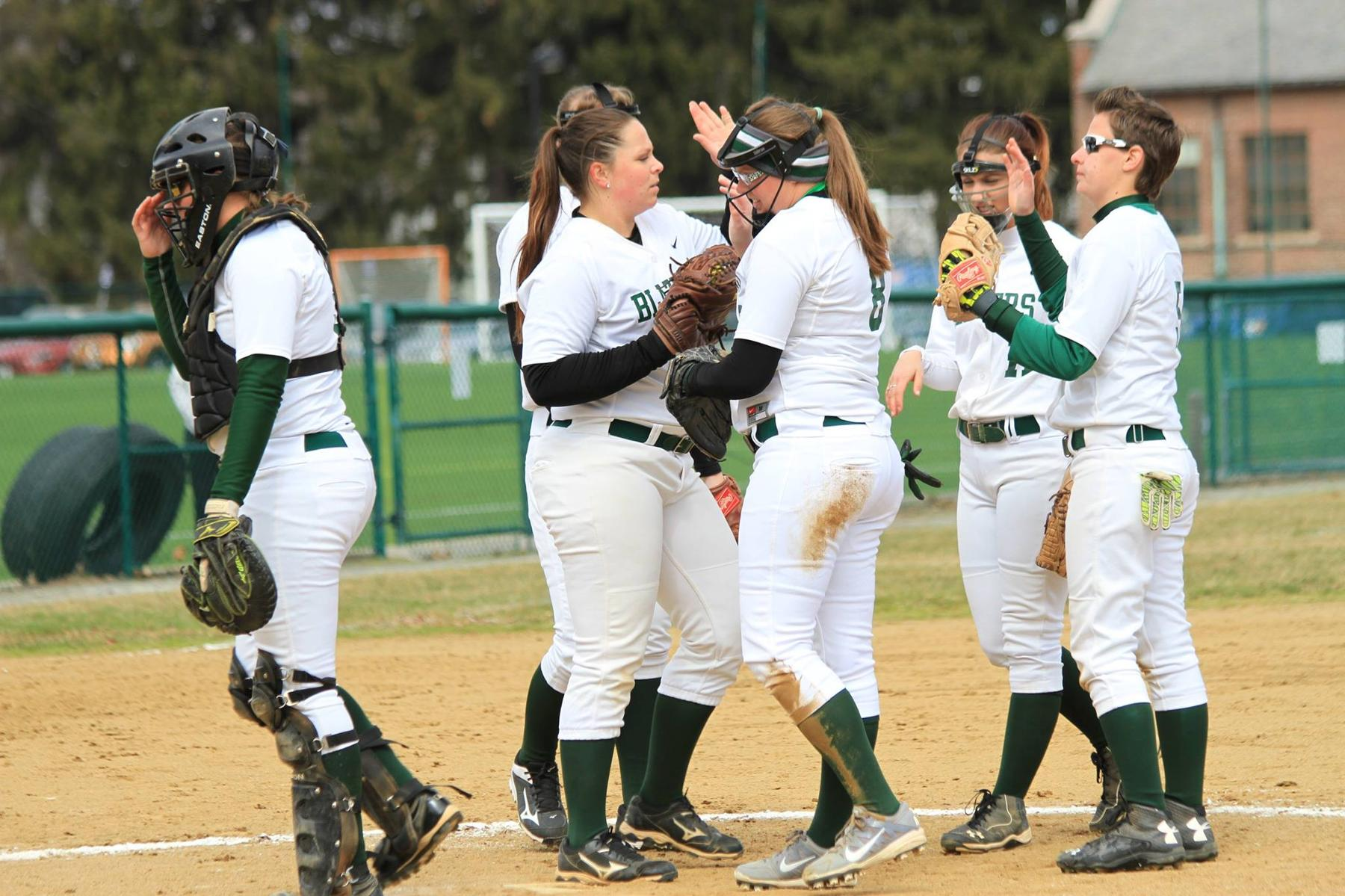 Softball Clubs Wheelock in NECC Twinbill