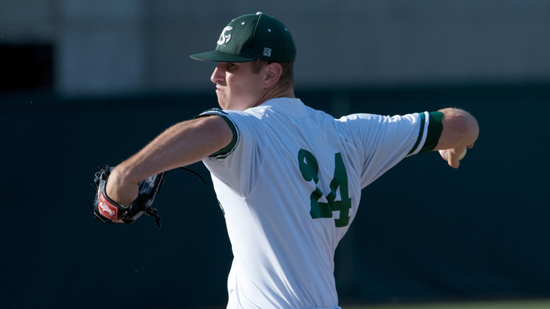 BASEBALL CLOSER McLOUGHLIN NAMED NCBWA PRESEASON ALL-AMERICAN