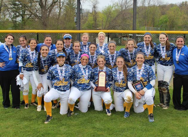 Lancers Softball Crowned MASCAC Tournament Champions