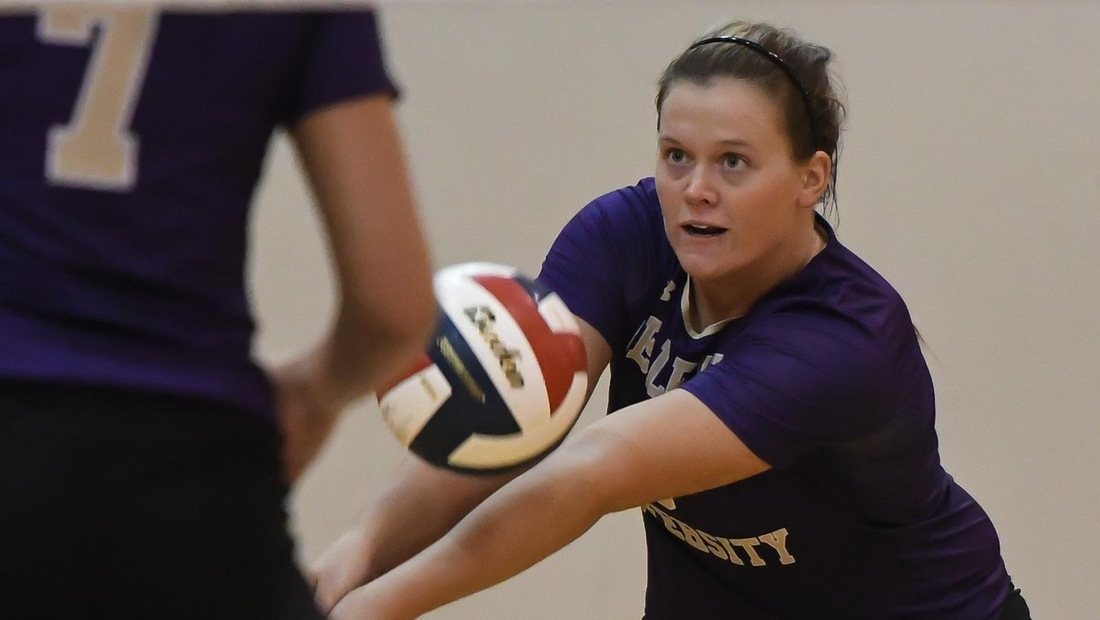 BU swept by Jamestown in Top-25 match-up