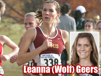 FSU Cross Country To Support Bulldog Alum