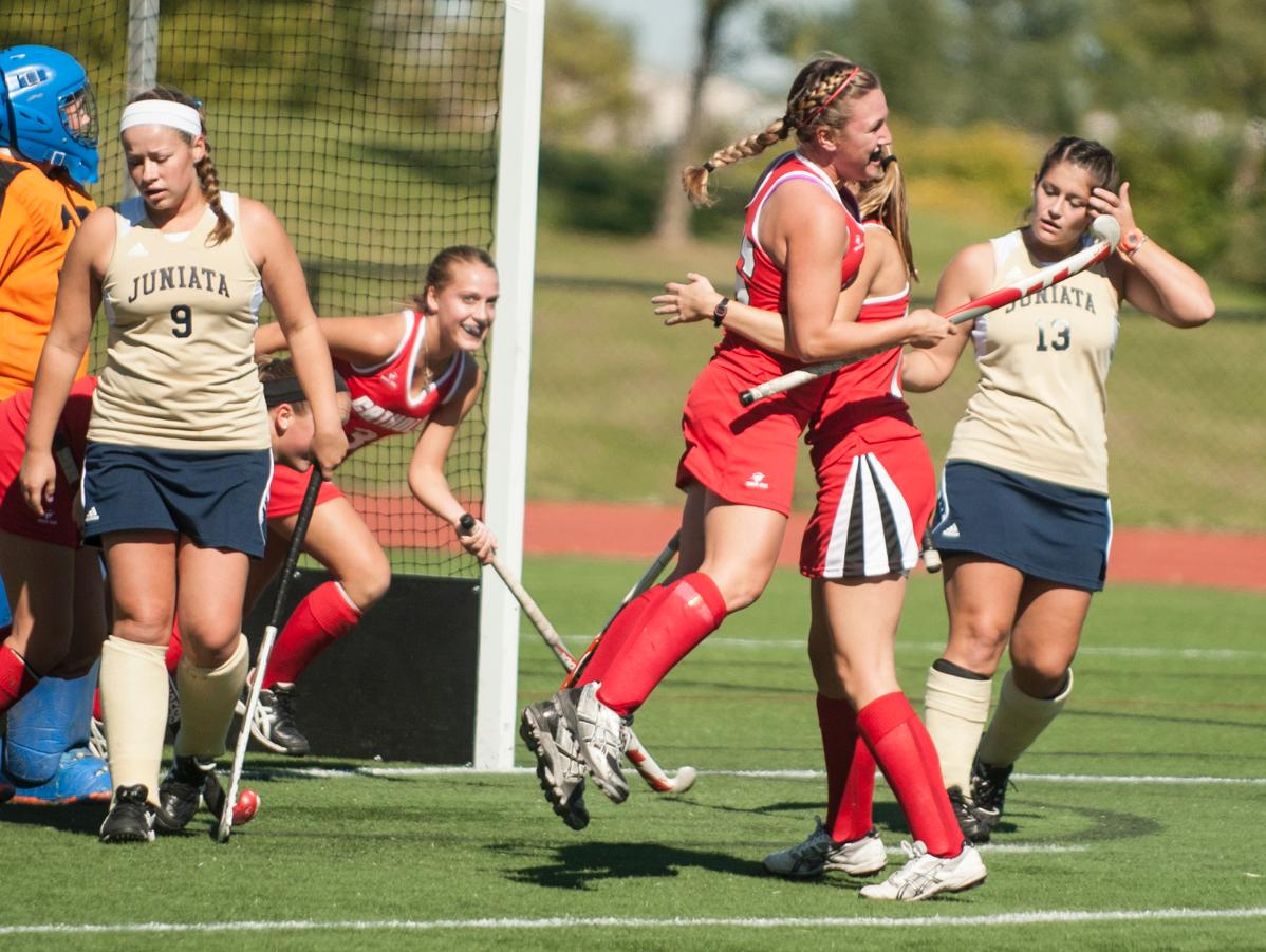 Catholic Field Hockey Squad Predicted To Finish First