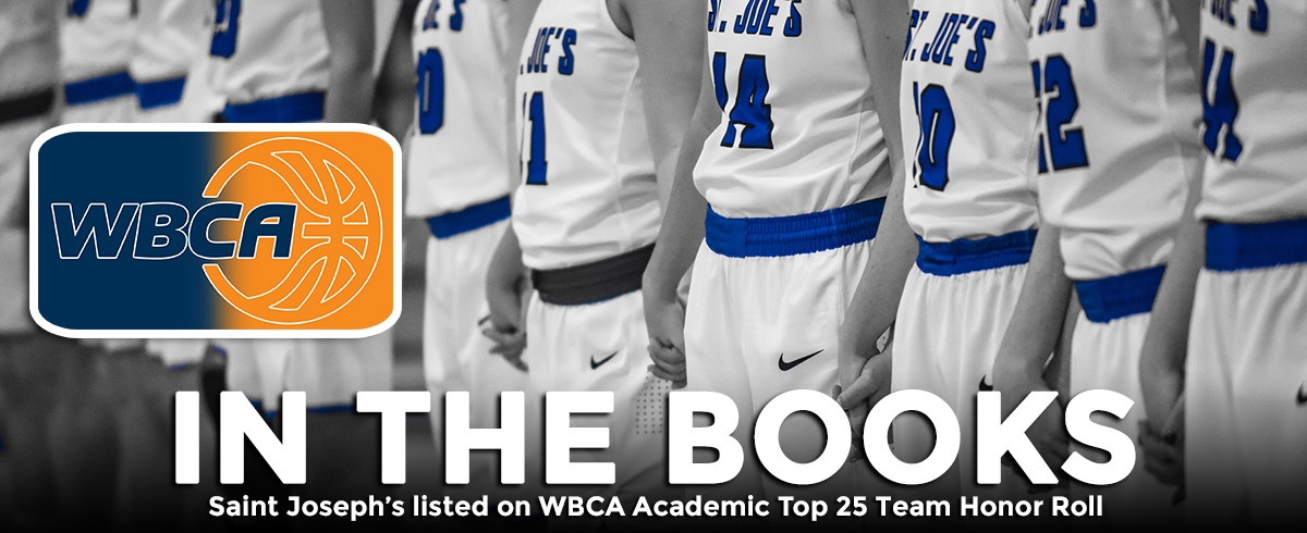 Monks Listed on WBCA Academic Top 25 Team Honor Roll